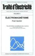 Livres Couvertures de Traité d'électricité, volume 3 : Electromagnétisme