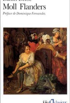 Livres Couvertures de Moll Flanders