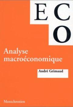 Livres Couvertures de L'analyse macroéconomique