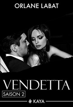Livres Couvertures de Vendetta - Saison 2