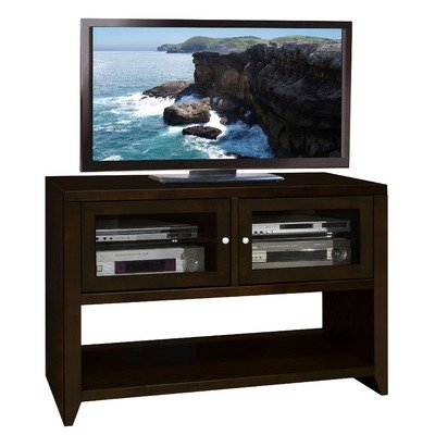 Image of Urban Loft Console Table in Mocha (UL4300.MOC)