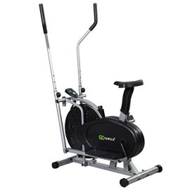 Goplus-2-IN-1-Elliptical-Bike-Exercise-Workout-Home-Cross-Trainer-Machine