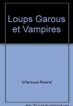 Livres Couvertures de Loups Garous et Vampires