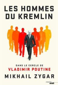 Livres Couvertures de Les Hommes du Kremlin