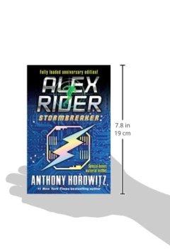Livres Couvertures de Stormbreaker