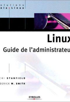 Livres Couvertures de Linux : Guide de l'administrateur
