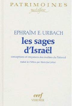 Livres Couvertures de Les sages d'Israël, conceptions et croyances des maîtres du Talmud