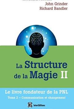 Livres Couvertures de La structure de la magie II - Tome 2 : Communication et changement