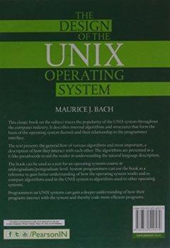 Livres Couvertures de Design Of The Unix Operating System