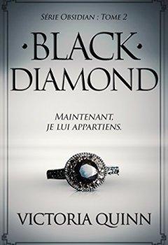 Livres Couvertures de Black Diamond (French) (Obsidian t. 2)