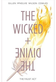 Livres Couvertures de The Wicked + The Divine Vol. 1: The Faust Act
