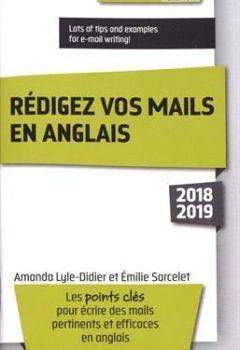 Livres Couvertures de Rédigez vos mails en anglais