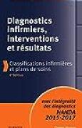 Diagnostics infirmiers, interventions et résultats: Classifications infirmières et plans de soins