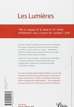 Livres Couvertures de Les Lumières : L'invention de l'esprit critique