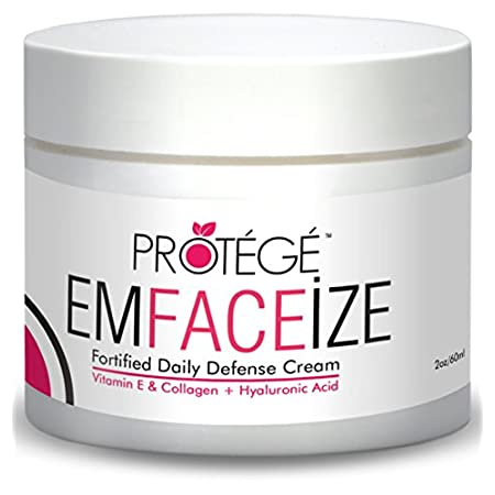 WIN THE BATTLE AGAINST AGING! You Have Found the Highest Quality, Most Effective Anti-Aging Day Cream Anywhere! EmFACEize has a Unique Formula, Designed to Firm Your Skin, Reduce Aging Indicators, Moisturize and Protect Against Signs of Aging ...