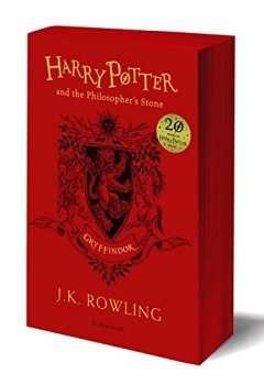 Livres Couvertures de Harry Potter and the Philosopher's Stone - Gryffindor Edition