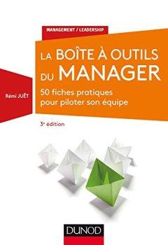 Livres Couvertures de La Boîte à outils du manager - 3e éd. - 50 fiches pratiques pour piloter son équipe