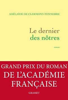 Livres Couvertures de Le dernier des nôtres : roman (Littérature Française)