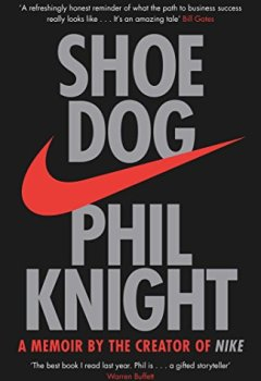 Livres Couvertures de Shoe Dog: A Memoir by the Creator of Nike