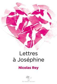 Livres Couvertures de Lettres à Joséphine