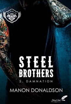 Livres Couvertures de Steel Brothers : Tome 2, Damnation
