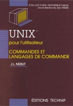 Livres Couvertures de UNIX pour l'utilisateur