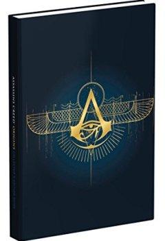 Livres Couvertures de Guide de Jeu Assassin's Creed Origins - version française