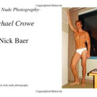 Male Nude Photography- Michael Crowe By Nick Baer