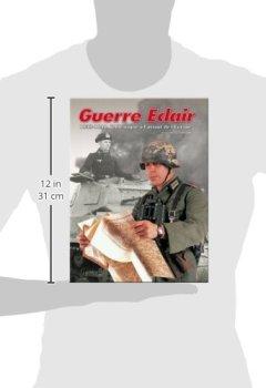 Livres Couvertures de Guerre Eclair : 1939-1941, l'Allemagne à l'assaut de l'Europe