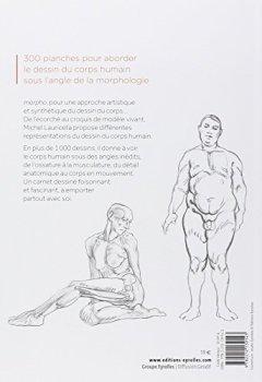 Livres Couvertures de Morpho : Anatomie artistique