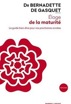 Livres Couvertures de Éloge de la maturité