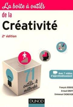 Livres Couvertures de La Boîte à outils de la créativité - 2ed