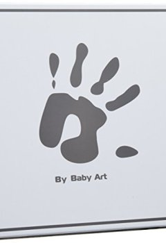 Livres Couvertures de Baby Art Kit de Moulage et d'Empreintes Magic Box Blanc 34120159