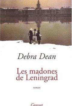Livres Couvertures de Les madones de Leningrad