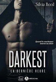 Livres Couvertures de Darkest. La dernière heure