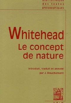 Livres Couvertures de Le concept de nature