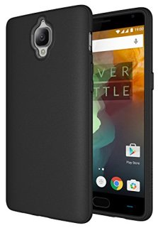 OnePlus-3-Case-Diztronic-Full-Matte-Slim-Fit-Flexible-TPU-Case-for-OnePlus-3