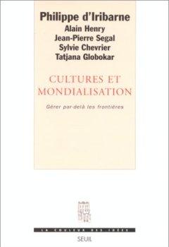Livres Couvertures de Cultures et Mondialisation. Gérer par-delà les frontières