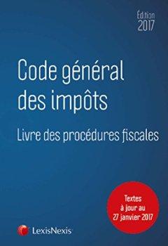 Livres Couvertures de Code général des impôts & Livre des procédures fiscales