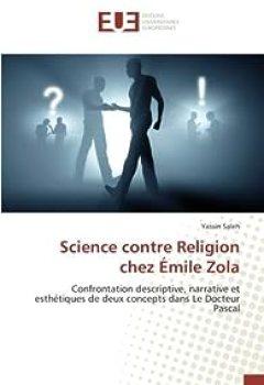 Livres Couvertures de Science contre Religion chez Émile Zola