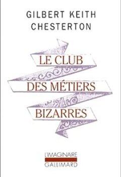 Livres Couvertures de Le club des métiers bizarres