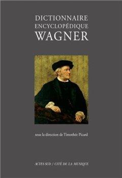 Livres Couvertures de Dictionnaire encyclopédique Wagner