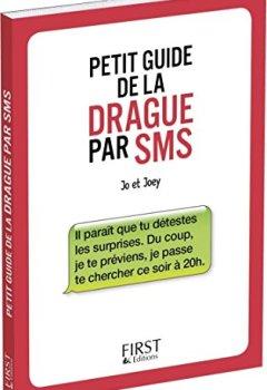 Livres Couvertures de Petit Livre de - Drague par SMS