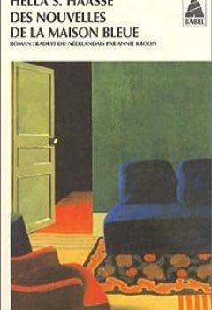 Livres Couvertures de Des nouvelles de la maison bleue