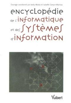 Livres Couvertures de Encyclopédie de l'informatique et des systèmes d'information