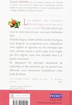 Livres Couvertures de La Méthode Chopra pour perdre du poids
