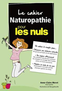 Livres Couvertures de Le cahier Naturopathie pour les Nuls