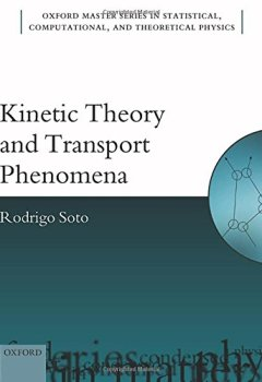 Livres Couvertures de Kinetic Theory and Transport Phenomena
