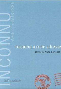 Livres Couvertures de Inconnu à cette adresse
