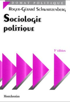 Livres Couvertures de Sociologie politique, 5e édition